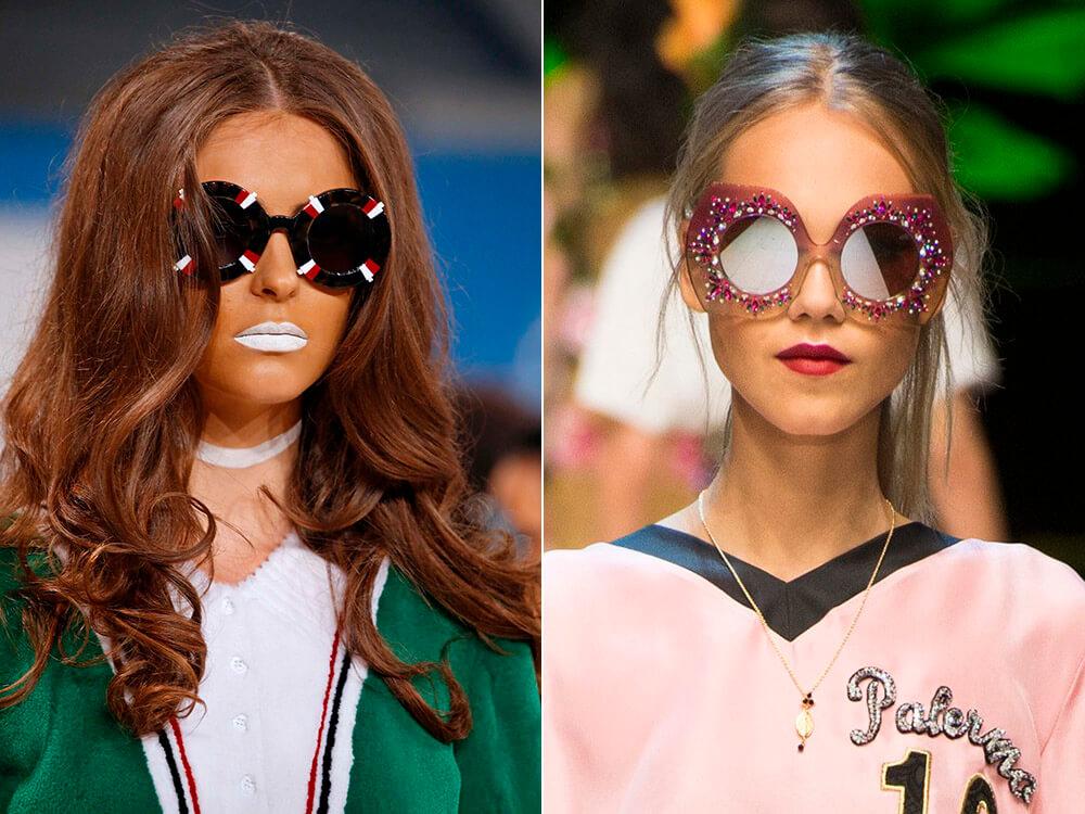 Ce ochelari de soare se poarta in 2017