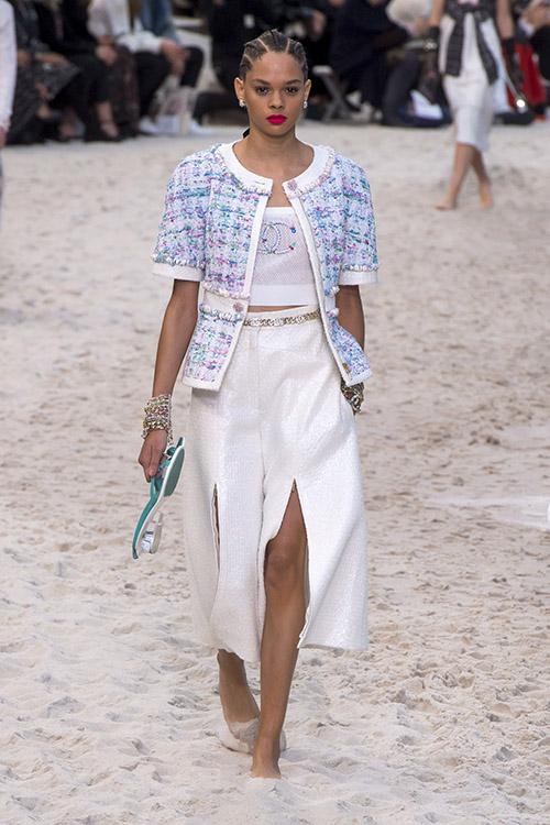 Moda primvara vara 2019 Chanel