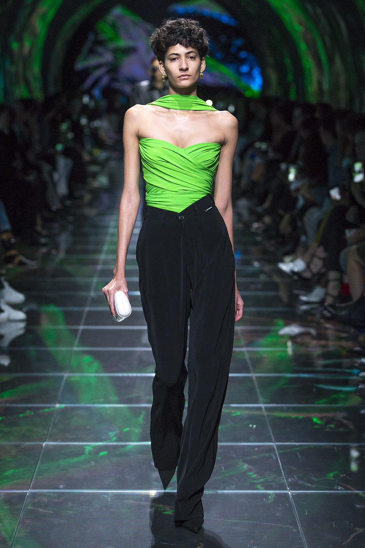 Pantaloni clasici dama primavara vara 2019